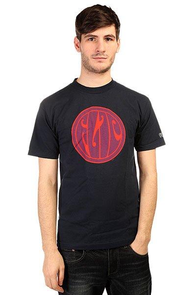 Футболка Flip Psychedelic NavyСтильные и яркие футболки Flip, которые разработаны специально под катание на доске.Технические характеристики: Фасон стандартный (Regular fit).Яркий принт на груди.<br><br>Цвет: синий<br>Тип: Футболка<br>Возраст: Взрослый<br>Пол: Мужской