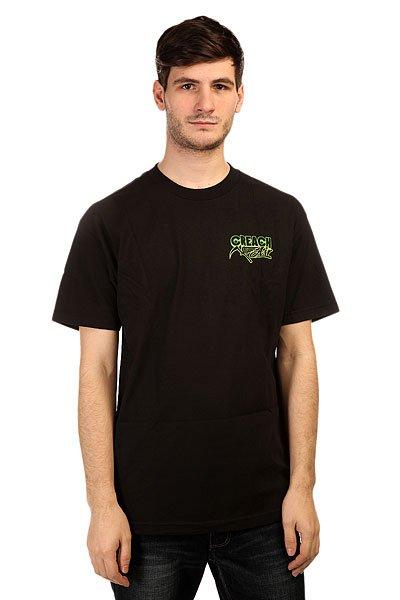 Футболка Creature Creach Air BlackПринты в футболках Creature действительно неповторимы. Где еще Вы встретите такой пугающе-симпатичный рисунок на одежде? Только в Creature!Технические характеристики: Фасон стандартный (Regular fit).Красочный принт на груди.Объемный принт на спине.<br><br>Цвет: черный<br>Тип: Футболка<br>Возраст: Взрослый<br>Пол: Мужской
