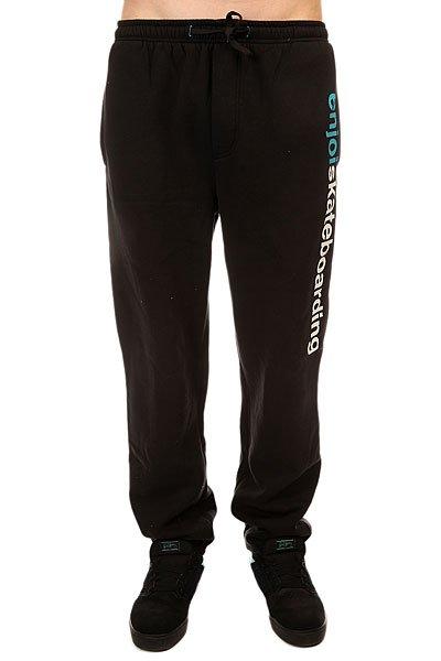 ����� ������� Enjoi Lethargy Chillers Sweatpants Black