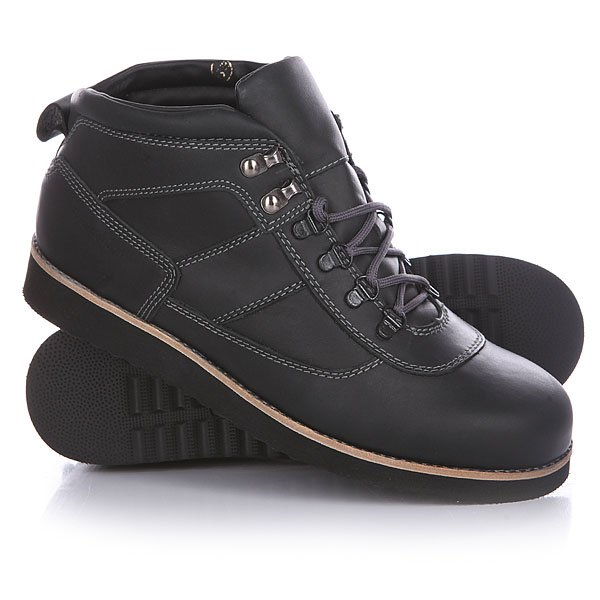 Ботинки зимние Rheinberger Tim Urban Black