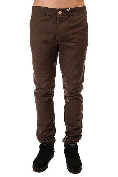 Штаны прямые TrueSpin Chino Pant Grey<br><br>Цвет: серый<br>Тип: Штаны прямые<br>Возраст: Взрослый<br>Пол: Мужской