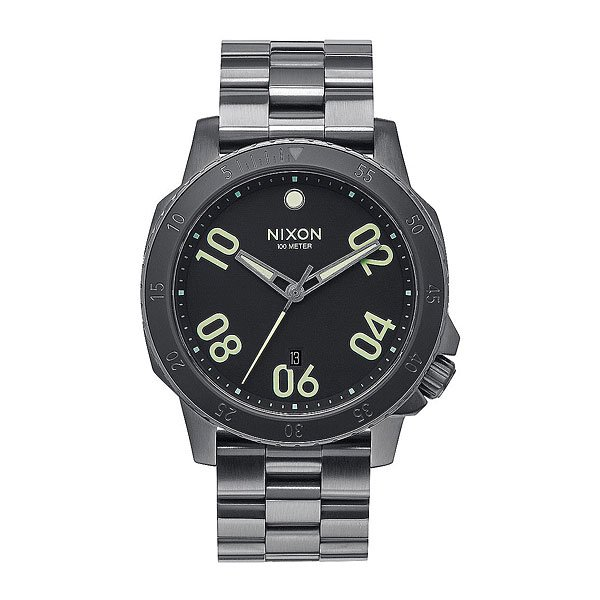 Часы Nixon Ranger All Gunmetal/Lum