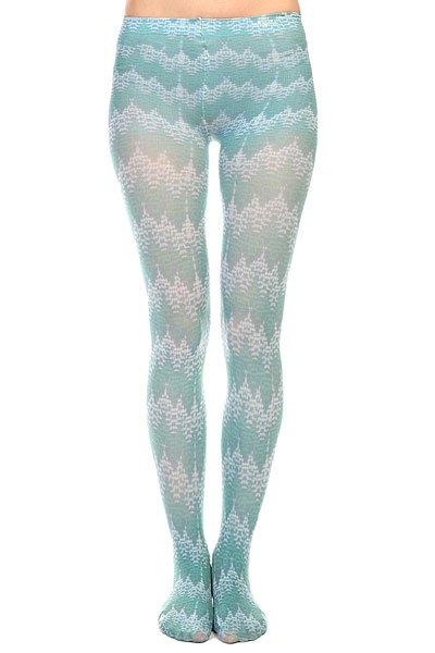 Колготки женские Roxy Pixeled Stripe Tight Columbia