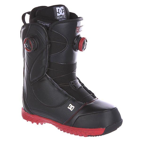 Ботинки для сноуборда женские DC Mora Black