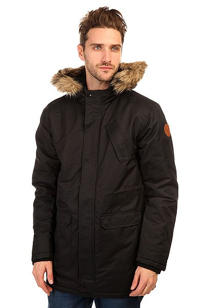 Куртка парка Nixon Meyer Parka Black