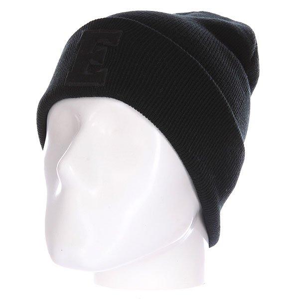 Шапка Truespin Abc Black E<br><br>Цвет: черный<br>Тип: Шапка<br>Возраст: Взрослый<br>Пол: Мужской