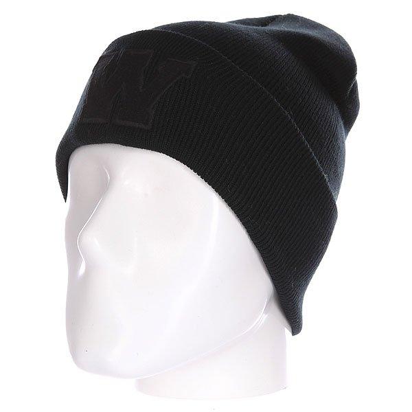 Шапка Truespin Abc Black W<br><br>Цвет: черный<br>Тип: Шапка<br>Возраст: Взрослый<br>Пол: Мужской