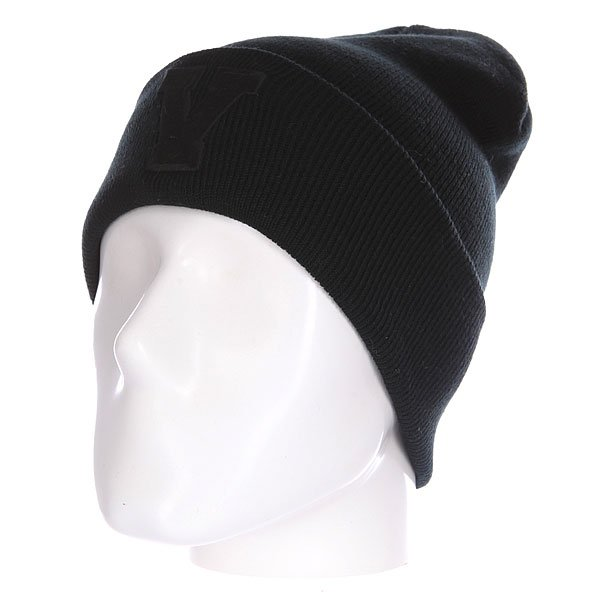 Шапка Truespin Abc Black V<br><br>Цвет: черный<br>Тип: Шапка<br>Возраст: Взрослый<br>Пол: Мужской