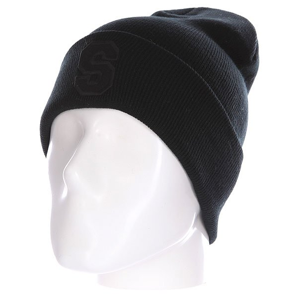 Шапка Truespin Abc Black S<br><br>Цвет: черный<br>Тип: Шапка<br>Возраст: Взрослый<br>Пол: Мужской