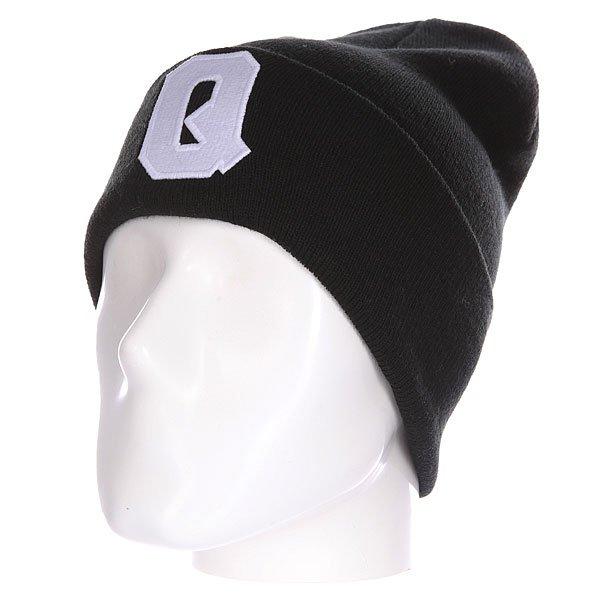 Шапка Truespin Abc Beanie Black Q