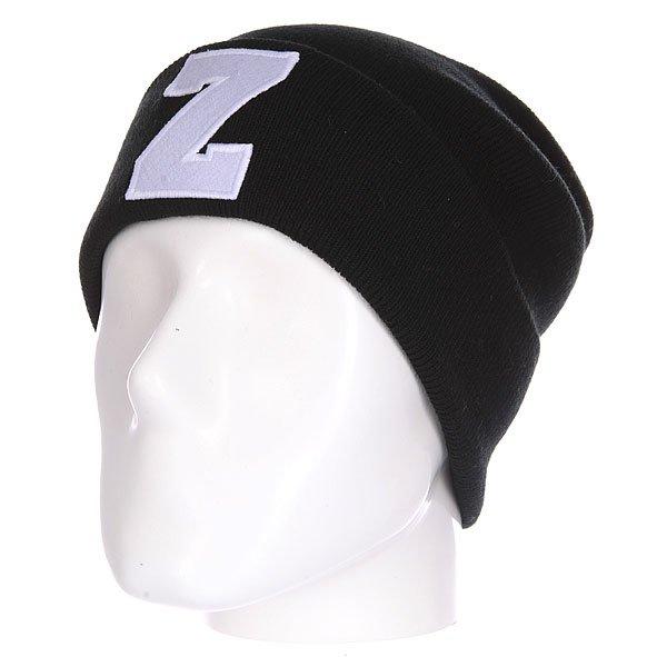 Шапка Truespin Abc Beanie Black Z