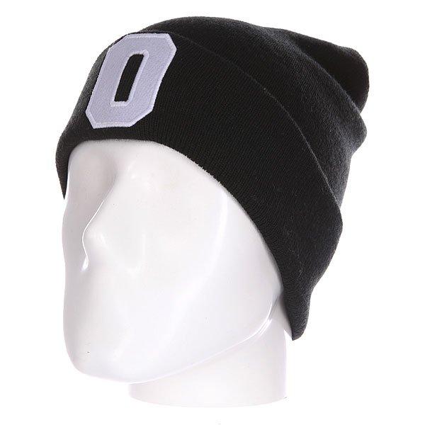 Шапка Truespin Abc Beanie Black O