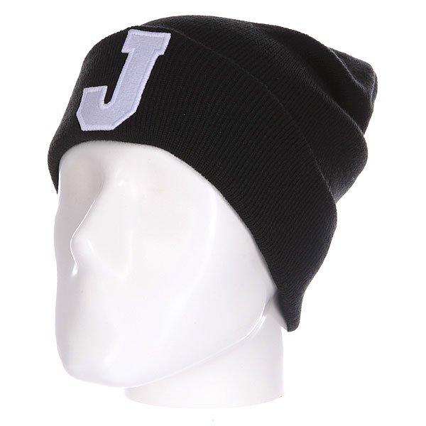 Шапка Truespin Abc Beanie Black J<br><br>Цвет: черный<br>Тип: Шапка<br>Возраст: Взрослый<br>Пол: Мужской