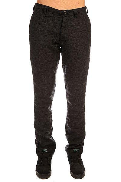 Штаны прямые Burton Mb Wool Pant True Black<br><br>Цвет: черный<br>Тип: Штаны прямые<br>Возраст: Взрослый<br>Пол: Мужской