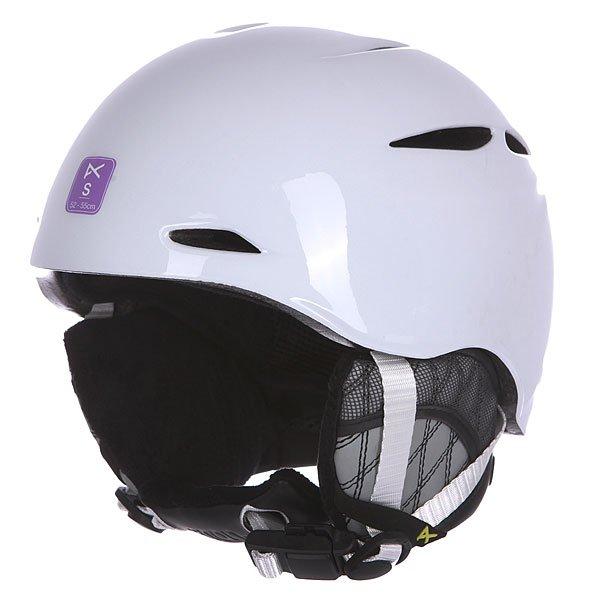 Шлем для сноуборда женский Anon Keira Razo