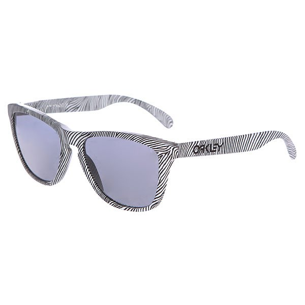 Очки Oakley Frogskin Polished White/Black Iridium