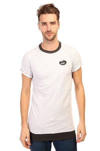 Футболка Shweyka Fleece T Shirt Grey<br><br>Цвет: серый<br>Тип: Футболка<br>Возраст: Взрослый<br>Пол: Мужской