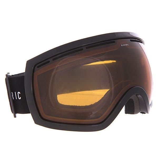 Маска для сноуборда Electric Eg2.5 Gloss Black Bronze