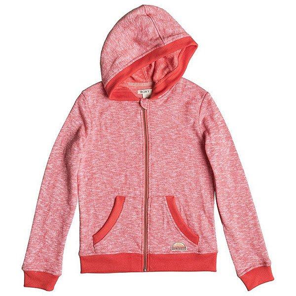 Толстовка классическая детская Roxy Sea Water G Otlr Bright Pink