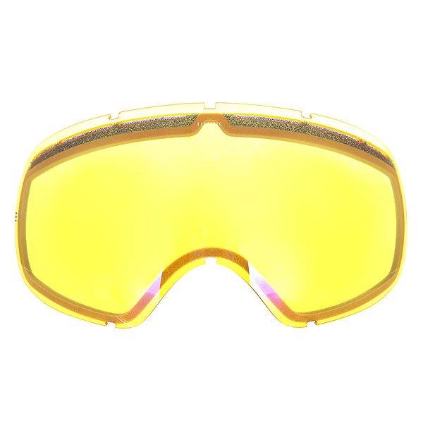 Линза для маски Electric Eg2 Lens Yellow/Blue Chrome