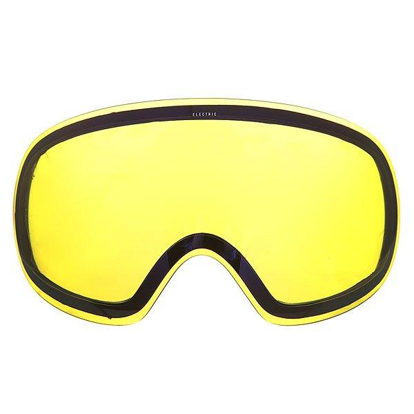 Линза для маски Electric Eg3 Lens Yellow/Blue Chrome