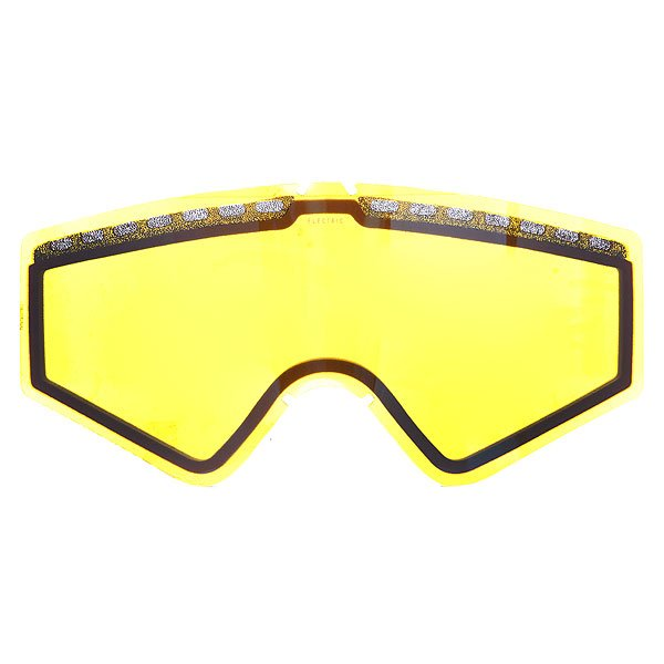Линза для маски Electric Egv Lens Yellow/Blue Chrome