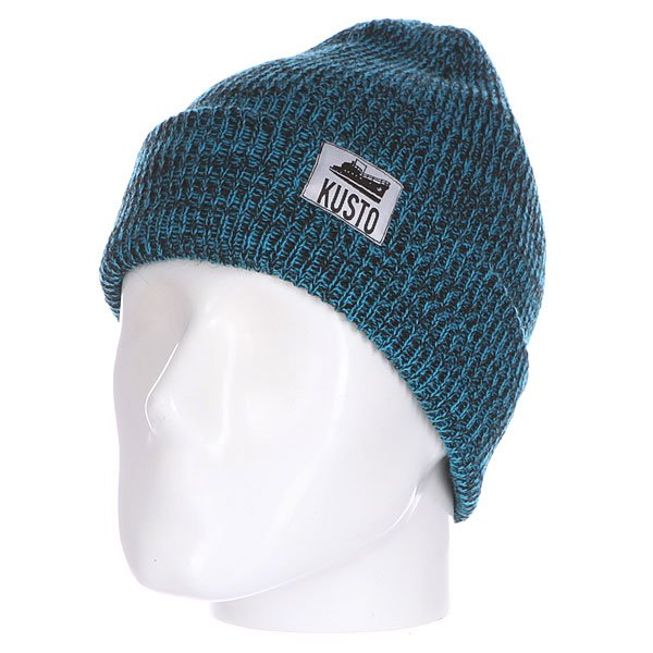 Шапка Kusto Stream 12 Light Blue/Black