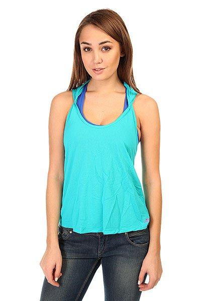 Майка женская CajuBrasil Sprinter T-Shirt Blue<br><br>Цвет: голубой<br>Тип: Майка<br>Возраст: Взрослый<br>Пол: Женский