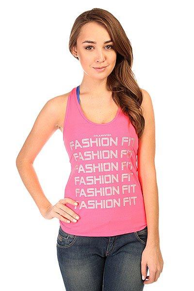 Майка женская CajuBrasil Sprinter T-Shirt Pink<br><br>Цвет: розовый<br>Тип: Майка<br>Возраст: Взрослый<br>Пол: Женский