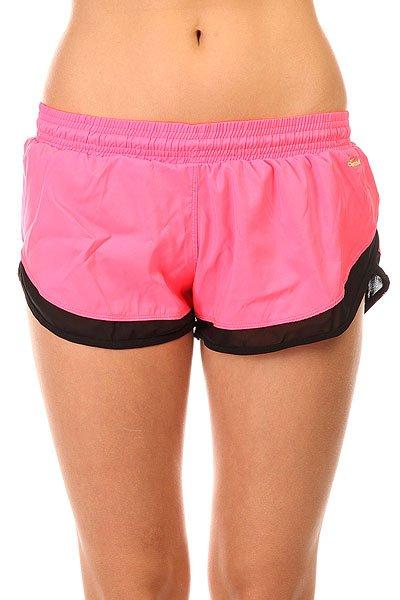 Шорты пляжные женские CajuBrasil Tafet б Shorts Pink<br><br>Цвет: розовый<br>Тип: Шорты пляжные<br>Возраст: Взрослый<br>Пол: Женский