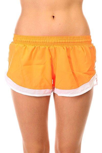 Шорты пляжные женские CajuBrasil Tafetб Shorts Orange<br><br>Цвет: оранжевый<br>Тип: Шорты пляжные<br>Возраст: Взрослый<br>Пол: Женский