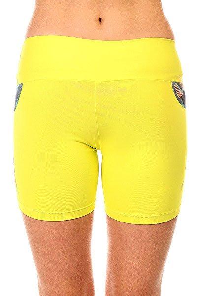 Шорты пляжные женские CajuBrasil New Zealand Shorts Yellow<br><br>Цвет: желтый<br>Тип: Шорты пляжные<br>Возраст: Взрослый<br>Пол: Женский