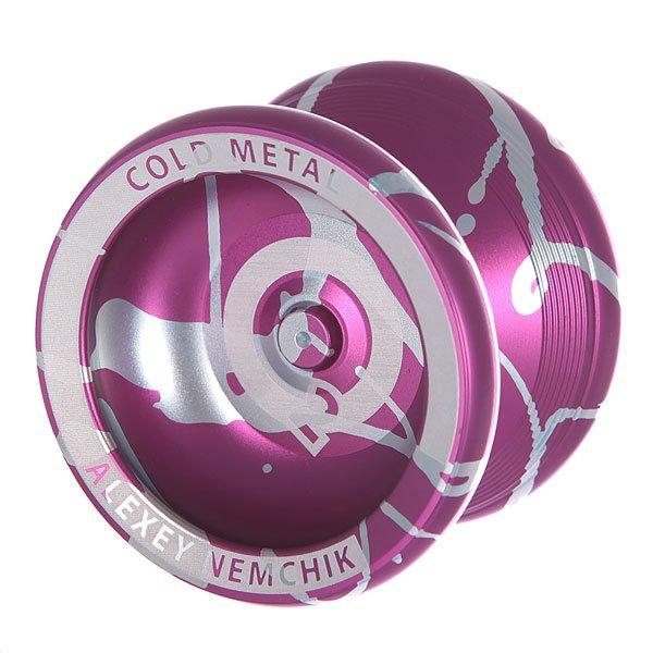 Йо-йо Aero-Yo CO2 Purple/White