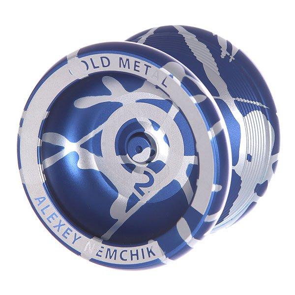 Йо-йо Aero-Yo CO2 Blue/White