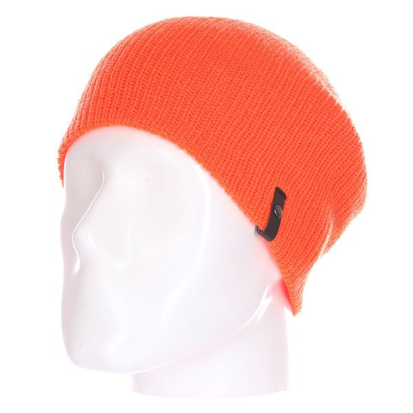 Шапка Celtek Clan Floro Beanie Orange от Proskater
