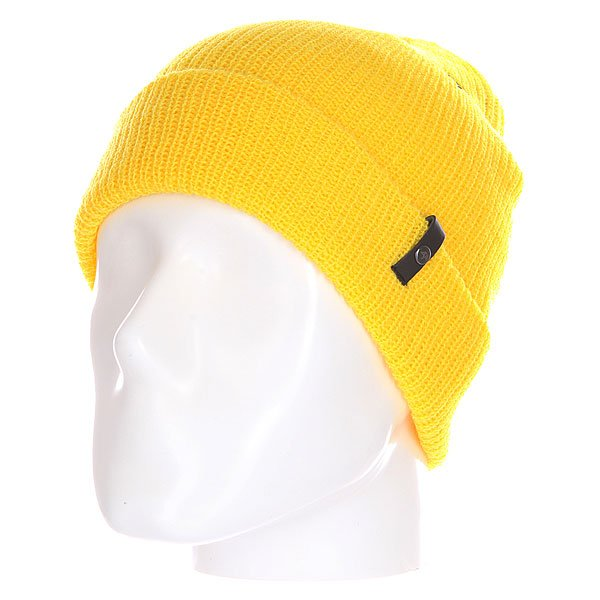 Шапка Celtek Clan Floro Beanie Yellow