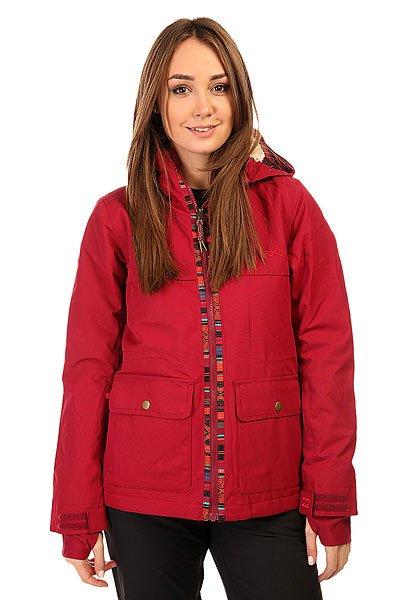 Куртка женская Billabong Eaton Sangria
