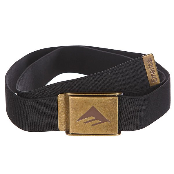 Ремень Emerica Kemper Belt Black