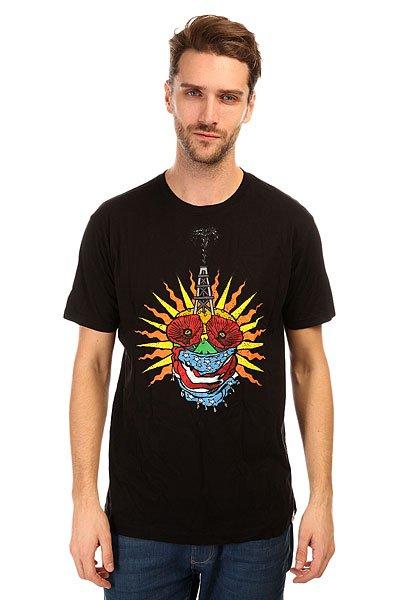 Футболка Altamont Dip Tee Black altamont футболка altamont stacked basic tee oxblood