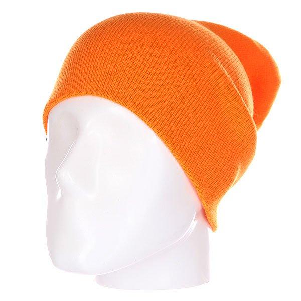 Шапка Billabong Livingstone Beanie Tangerine<br><br>Цвет: оранжевый<br>Тип: Шапка<br>Возраст: Взрослый<br>Пол: Мужской