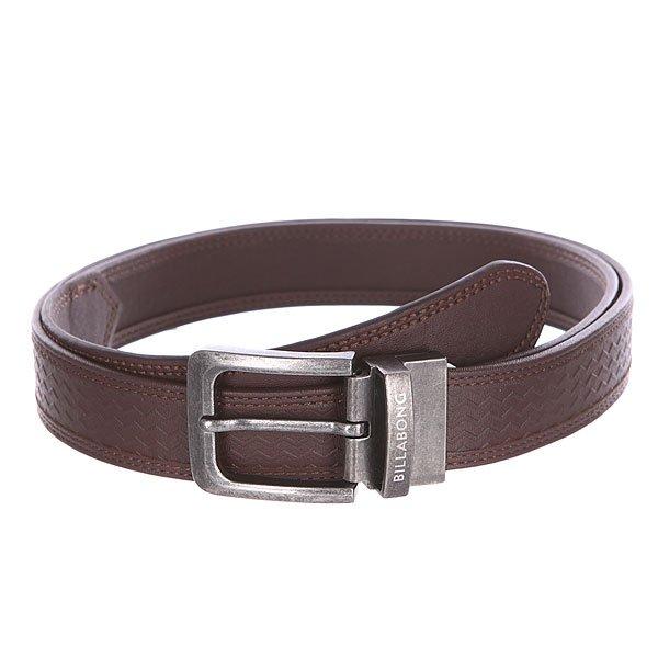 Ремень Billabong Split Belt Reversi Chocolate