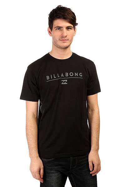 Футболка Billabong Unity Black