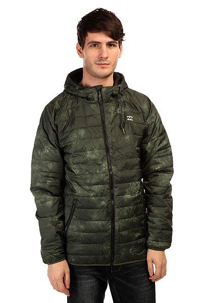 Куртка Billabong Escape Puffer Smoke Military