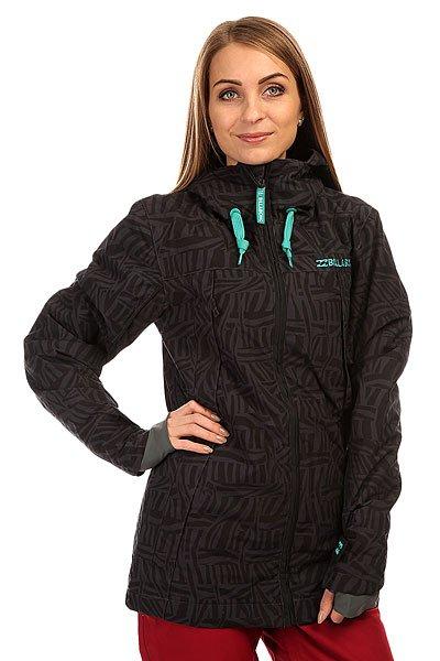 Куртка женская Billabong Rona Black