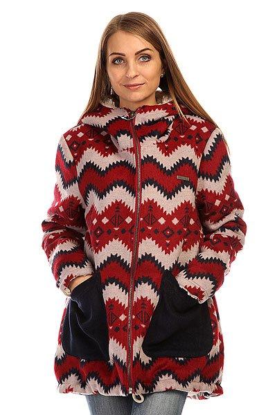 Куртка зимняя женская Billabong Magda Black Cherry