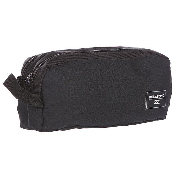 ����� Billabong Repeat Pencil Case Black