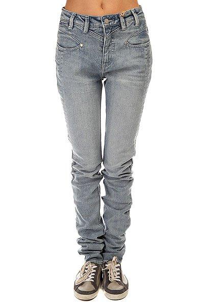 Джинсы узкие женские Insight Roller 80 s Marble джинсы узкие мужские зауженные insight buzzcock slim black acid
