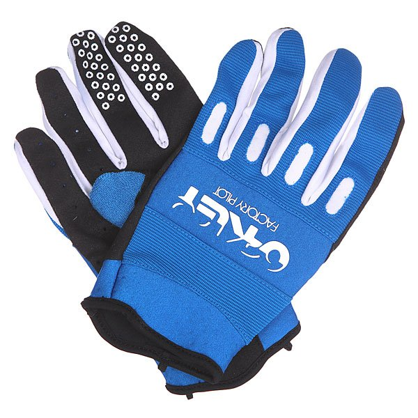 �������� Oakley Factory Glove Blue Line