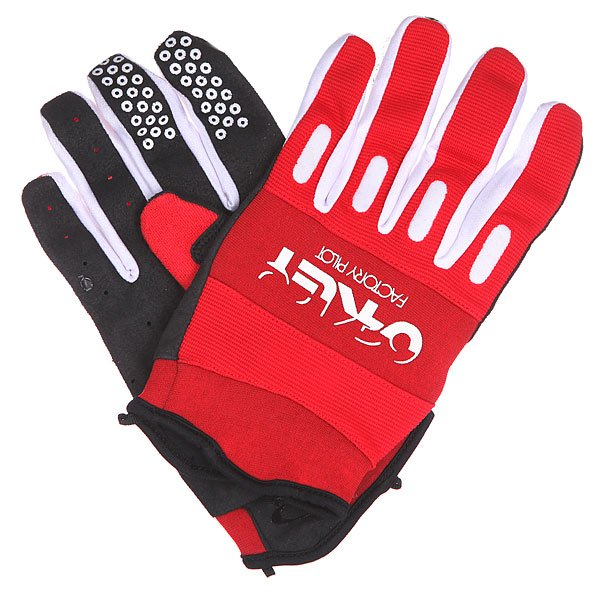 �������� Oakley Factory Glove Red Line