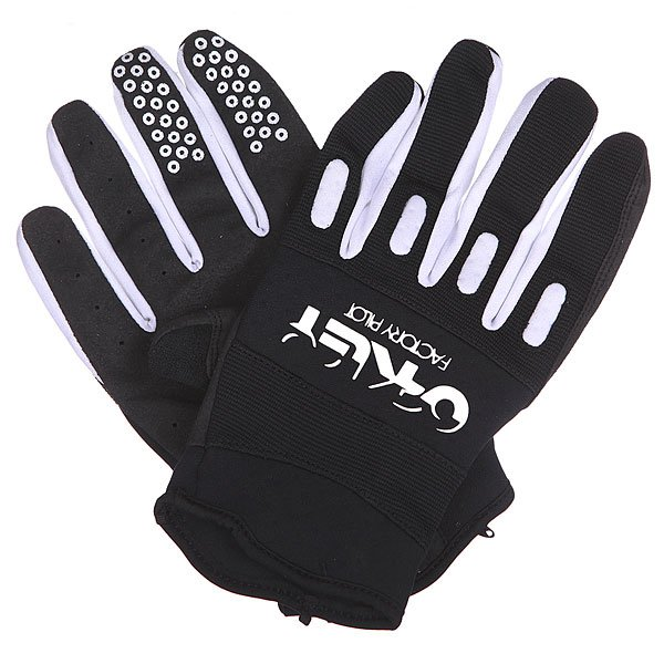 Перчатки Oakley Factory Glove Black